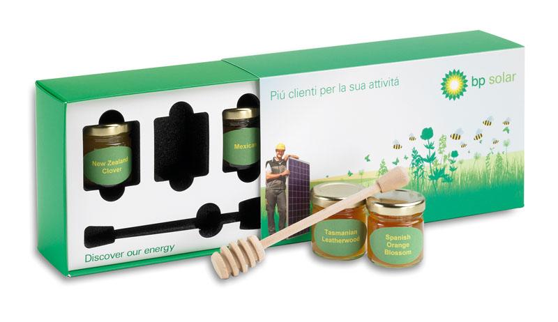BP Solar packaging