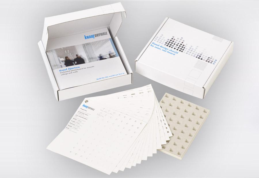 Knauf packaging