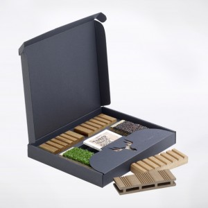 Timber Trade Guide and wood samples pack for your back deck, only available from Metsa Wood